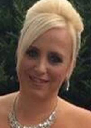 Nurse Emma Robertson Coupland, 39, was knifed outside Crosshouse Hospital in Kilmarnock, Scotland, at 7.45pm